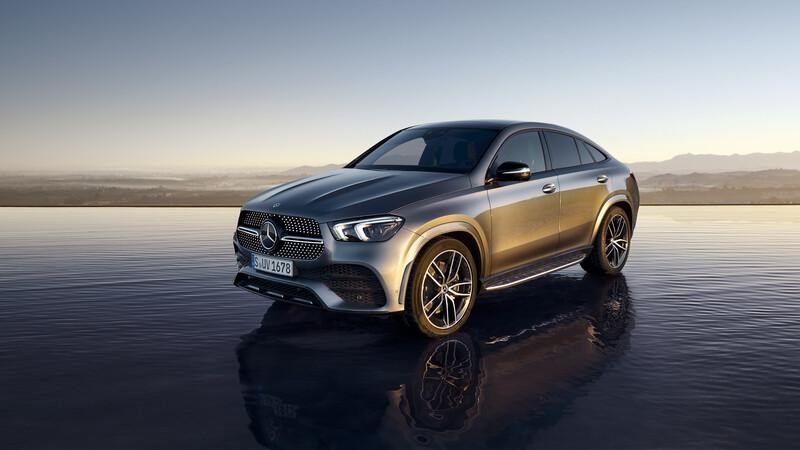 Mercedes-Benz GLE Coupé Mild-Hybrid 2021, Tecnología, lujo y sofisticación de otro nivel