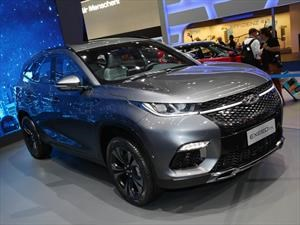 Exeed TX es la SUV china podría conquistar Europa
