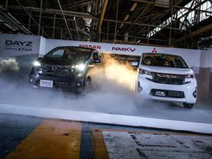 Alianza Renault-Nissan y Mitsubishi Motors desarrollarán vehículos compactos