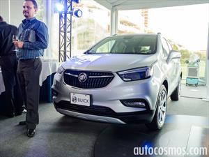 Buick Encore 2017 llega a México antes que finalice el año