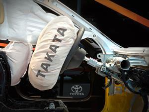 90 millones de vehículos sufrirían recall por las bolsas de aire de Takata