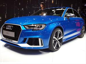 Audi RS3 Sedan, arrogancia total