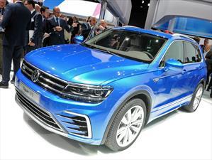 Volkswagen Tiguan 2017, la segunda generación