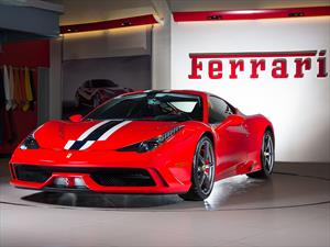 ¡Exclusiva!: Ferrari 458 Speciale 2014