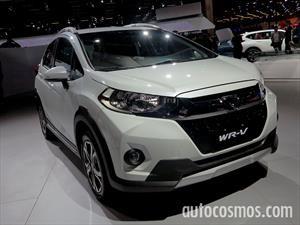 Honda añade equipamiento a la WR-V en Sao Paulo