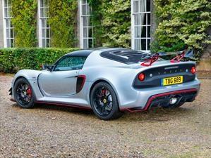 Lotus Exige Sport 380 se presenta