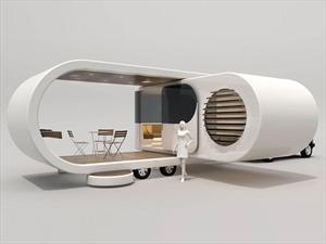Romotow, la casa rodante inspirada en un pendrive