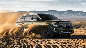 Kia Telluride es elegido como el World Car of the Year 2020