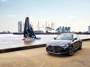 Maserati Multi 70, un yate veloz en la Ruta del Té