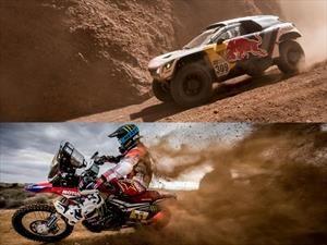 Etapa 3 del Rally Dakar 2017