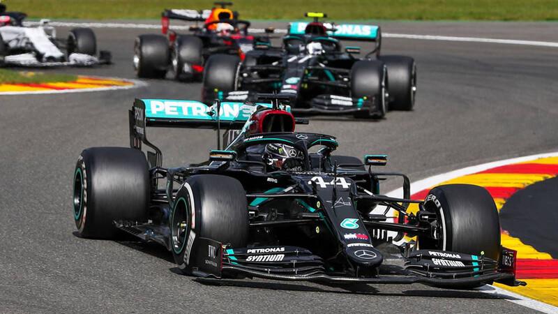 F1 2021: La guía del GP de Bélgica