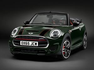 MINI John Cooper Works Convertible 2016 debuta