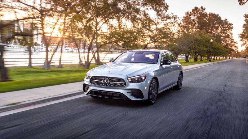 Mercedes-Benz Clase E: el mejor del año para Motor Trend