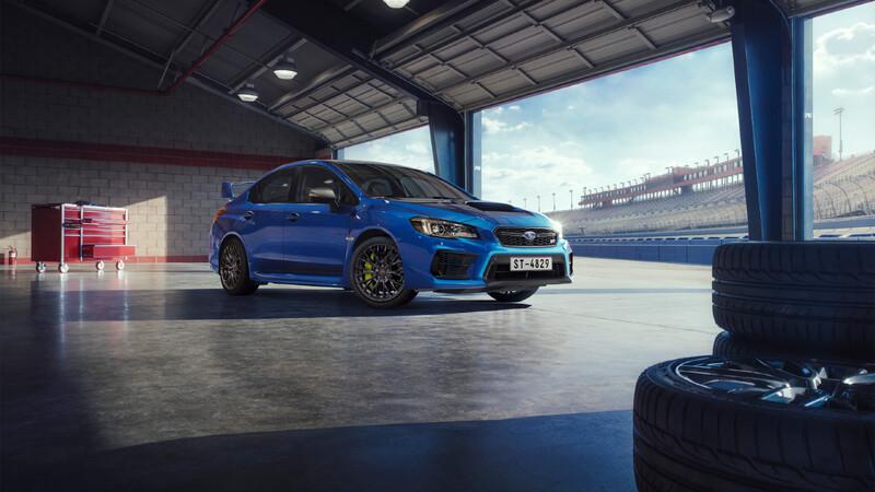 Subaru WRX y WRX STI 2020, modelos de rálly para las vías colombianas