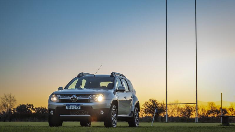 Renault Argentina acompañó el histórico triunfo de Los Pumas