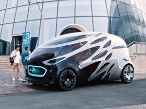 Mercedes Benz Vision Urbanetic, la van del futuro