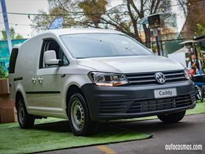 Volkswagen Caddy 2019 se relanza en Chile