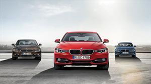 BMW Serie 3 2013 a detalle