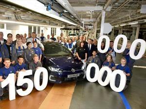 Volkswagen produce su unidad 150 millones