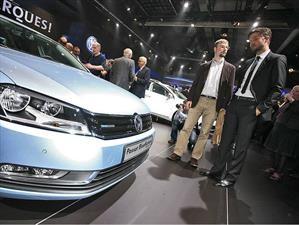 Aston Martin contrata a un diseñador de Volkswagen