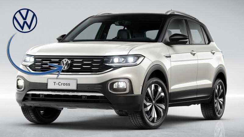 El Volkswagen T-Cross tendrá una renovación este año