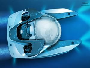 Proyecto Neptuno, Aston Martin quiere conquistar los mares