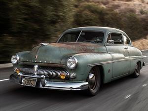 Mercury 1949 por Icon Derelict es un atractivo rat rot eléctrico