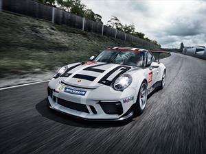 Porsche 911 GT3 Cup 2017 se presenta