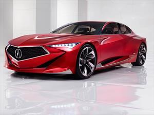 Acura celebra su 30 aniversario con diseño y deportividad