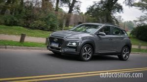 Hyundai Kona Safety Plus 2WD se lanza en Argentina