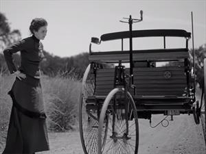 Bertha Benz realizó el viaje que lo cambió todo