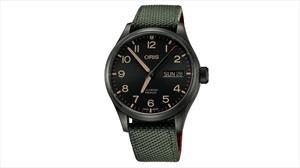 Oris celebra a la Fuerza Aérea Belga con el reloj Escuadrón 40