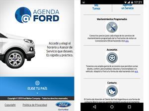 Con Ford ahora podés reservar turno para el service desde tu celular