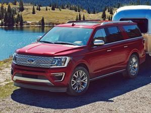 Ford Expedition 2018, punto y aparte