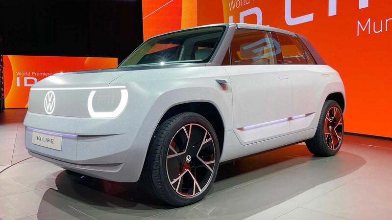 Volkswagen ID.LIFE, el futuro modelo eléctrico urbano