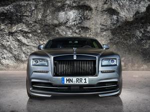 Rolls-Royce Wraith Novitec, todo el lujo con más de 700 hp