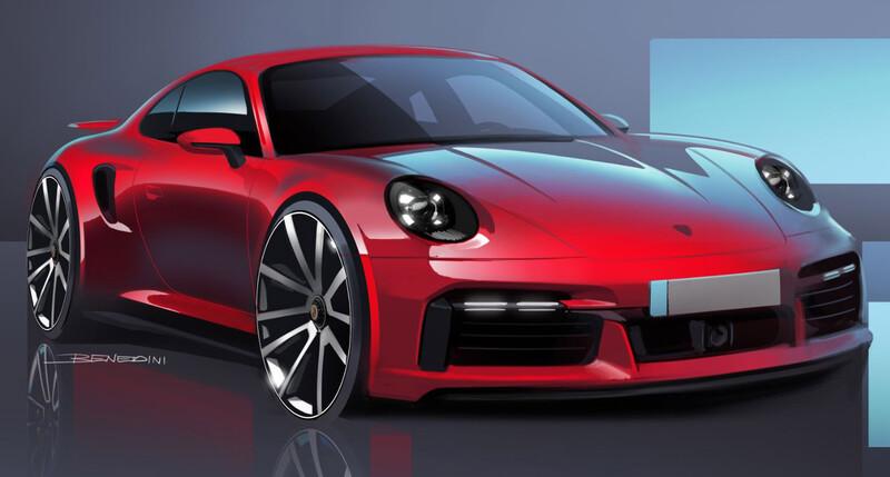 ¿Se viene un Porsche 911 eléctrico?