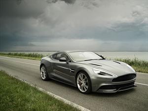 Aston Martin Vanquish 2012, la leyenda renace