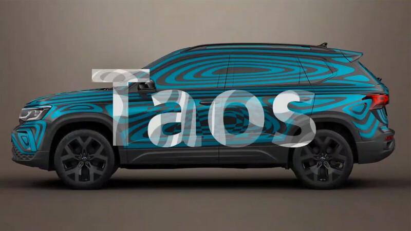 Los secretos de la producción del Volkswagen Taos 2021