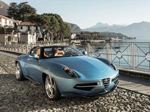 Alfa Romeo Disco Volante Spider debuta