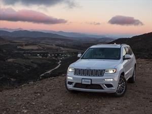 Jeep Grand Cherokee 2017 se presenta