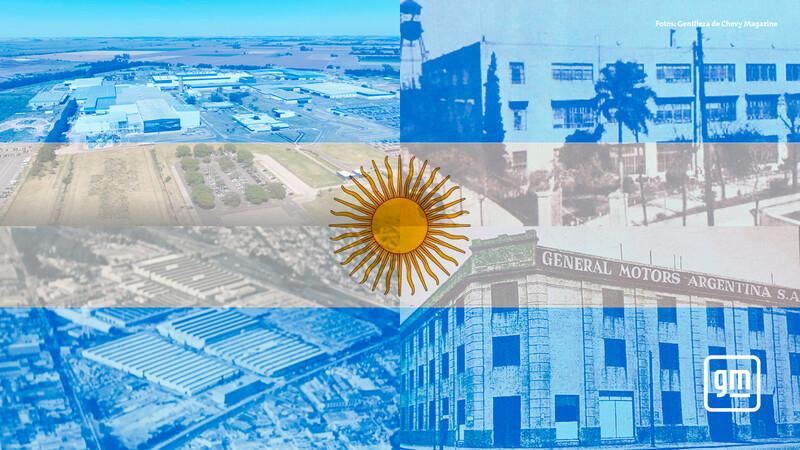 General Motors Argentina eligió a los íconos de la producción de Chevrolet en el país