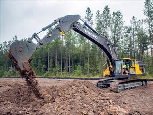 Volvo inicia la construcción de su primera planta en Estados Unidos