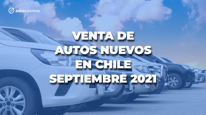 Venta de autos en Chile: un septiembre de súper récord