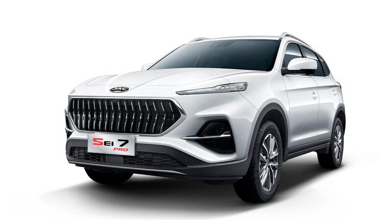 JAC Sei7 Pro 2021 confirma su llegada a México, es la nueva rival china de Honda CR-V y VW Tiguan