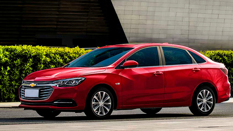 ¿Podría Chevrolet traer a Chile el Monza que se fabrica en China?