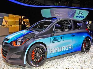 Hyundai se prepara para debutar en el WRC 2014