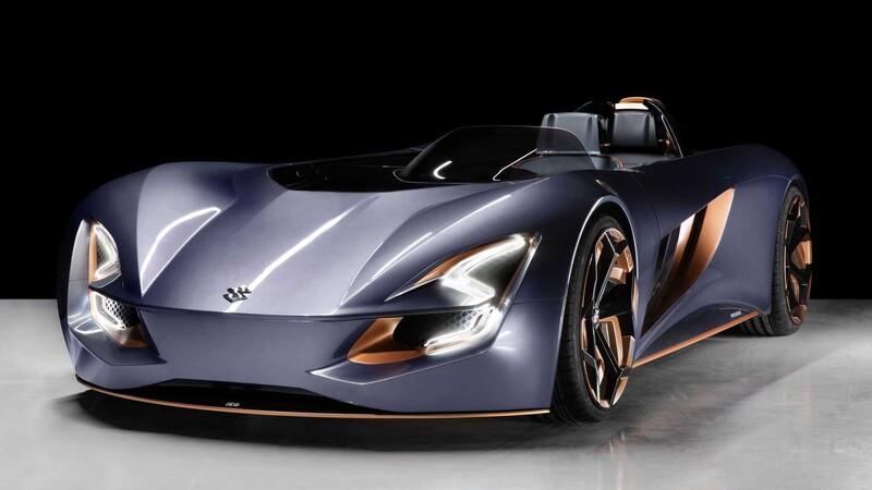 Suzuki Misano Concept: La unión de las dos pasiones de la marca