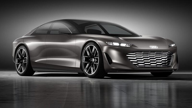 Audi Grandsphere Concept, un jet privado del futuro, pero con ruedas