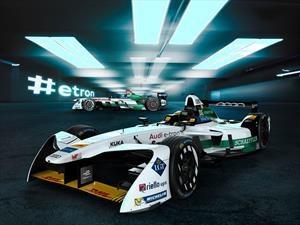 Audi e-tron FE04 es el nuevo monoplaza para la Fórmula E